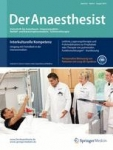 anaesthesist